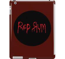 RED RUM iPad Case/Skin