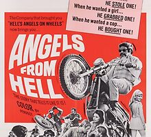Angels from Hell by PulpBoutique