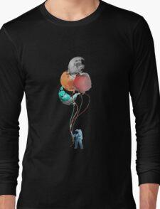 the spaceman's trip Long Sleeve T-Shirt