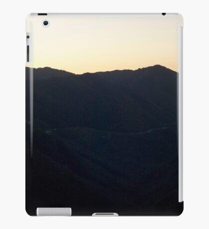Valley Sunset iPad Case/Skin