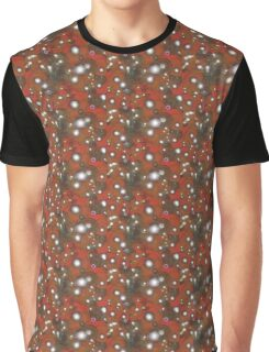 Bubbles red Graphic T-Shirt