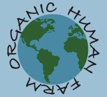 Organic Human Farm Kids Tee