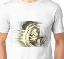 Frailty - Abstract Fractal Artwork Unisex T-Shirt
