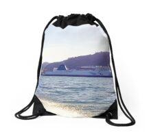 ferry Drawstring Bag