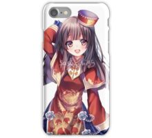 Da Qiao iPhone Case/Skin