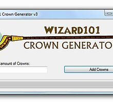 wizard101 crown generator by emmamia4