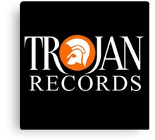 Trojan Records 4 Canvas Print