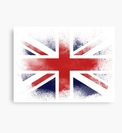 UK Canvas Print
