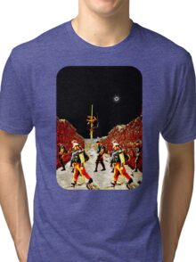 Into the Unknown! Tri-blend T-Shirt