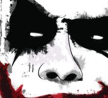 Joker Heath ledger  Sticker