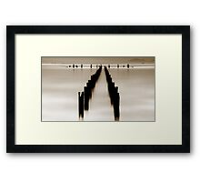 """Of Bygone Days"" Framed Print"
