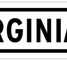 Virginia Lite Sticker