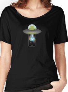 Nokia X UFO Women's Relaxed Fit T-Shirt