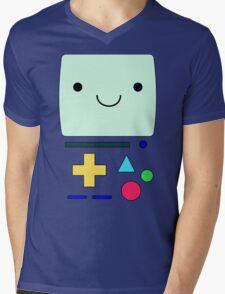BMO Mens V-Neck T-Shirt
