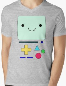 BMO Mens V-Neck T-Shirt