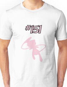 #151 Mew Unisex T-Shirt