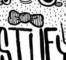 Stufy Gentleman Sticker