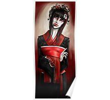 Geisha No.4 Poster