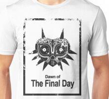 Majora The Final Day Black Version (Worn look) Unisex T-Shirt