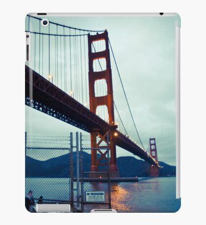 San Francisco - Golden Gate iPad Case/Skin