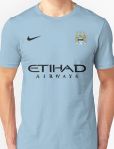 Premier League football - Manchester City F.C. Unisex T-Shirt
