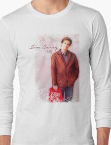 Jim Carrey Fan Long Sleeve T-Shirt