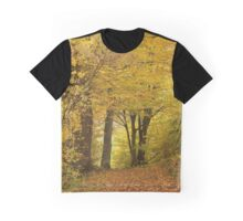 Fall Forest Graphic T-Shirt