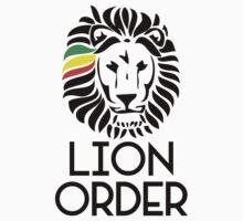 Lion Order BLK STK by mijumi