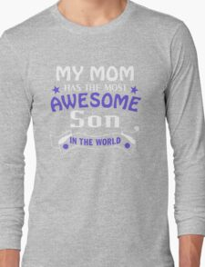 Awesome Son Long Sleeve T-Shirt