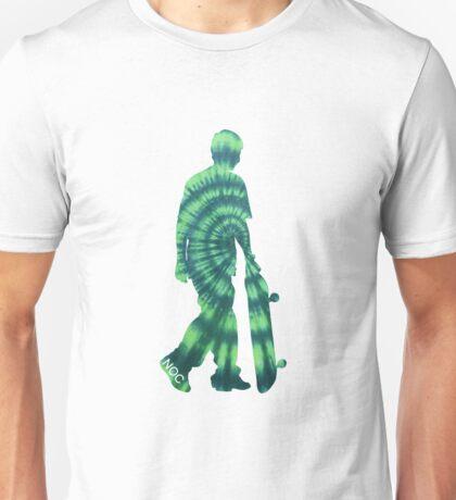 SKATER Green Unisex T-Shirt