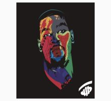 Kevin Durant Artwork by bradsipek