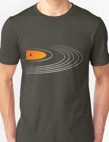 Music Retro Vinyl Record  Unisex T-Shirt