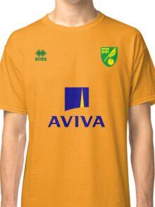 Premier League football - Norwich City F.C. Classic T-Shirt