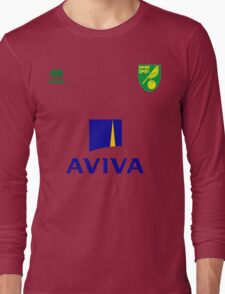 Premier League football - Norwich City F.C. Long Sleeve T-Shirt