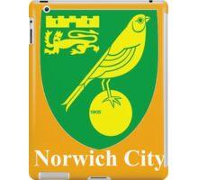 Premier League football - Norwich City F.C. iPad Case/Skin