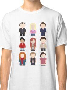 Doctor Who T-shirt Classic T-Shirt