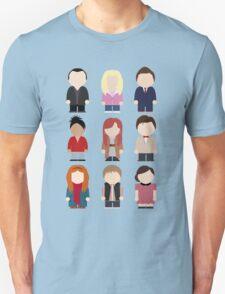Doctor Who T-shirt Unisex T-Shirt
