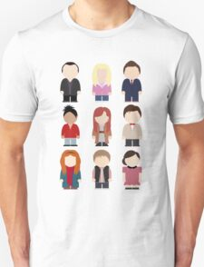 Doctor Who T-shirt T-Shirt