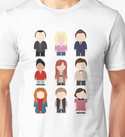 Doctor Who T-shirt Unisex T-Shirt