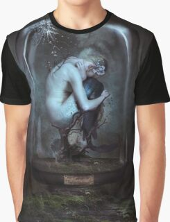Le Cabinet de Curiosités - mermaid Graphic T-Shirt