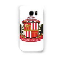 Premier League football - Sunderland A.F.C. Samsung Galaxy Case/Skin