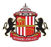 Premier League football - Sunderland A.F.C. Photographic Print