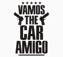 GTA V Vamos The Car, Amigo Grand Theft Auto Guns Kids Clothes