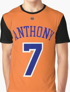 Carmelo Anthony Graphic T-Shirt