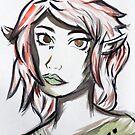 Elf by drawingdream