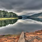 Lake William Hovell by RobbieAlex