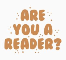 are you a reader? Kids Tee