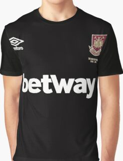 Premier League football - West Ham United F.C. Graphic T-Shirt