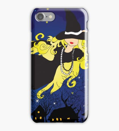 Blond Witch iPhone Case/Skin