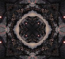 Venice Layered Kaleidoscope by Wildeheart